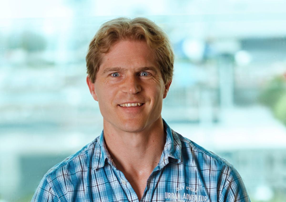 Luud Woltjer, Senior Test Architect & Risk Manager