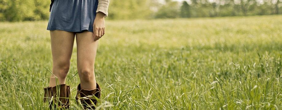 Skin lesions on legs