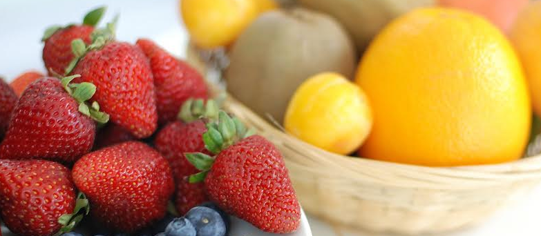 Fruits for healthy skin